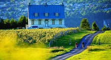 Cycling On Ile D Orleans Quebec City Tourism